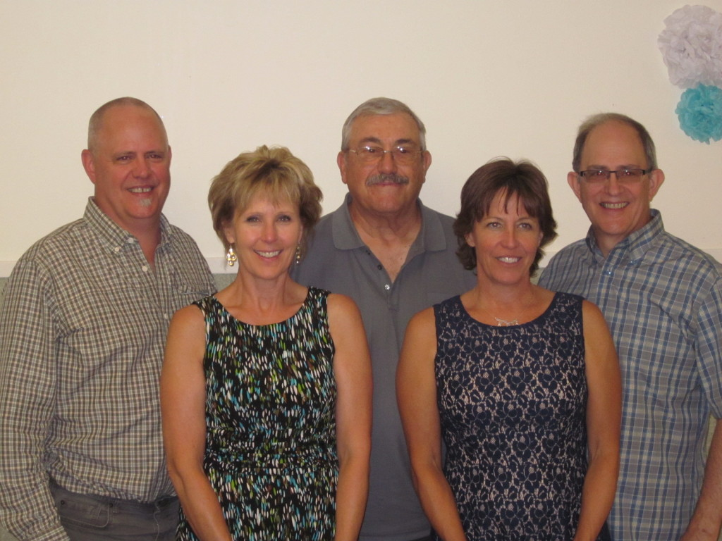 Most of my cousins on the Lochner side; Jimmy, Sandra, Alvin and Kenny